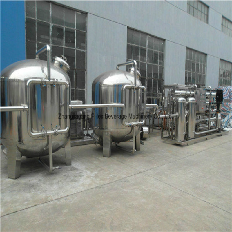 Full-Automatic-Reverse-Osmosis-Water-Desalination-Plant