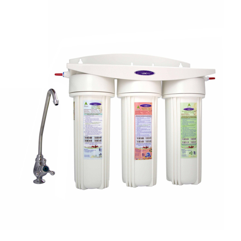 Under Sink Ultra Filtration System