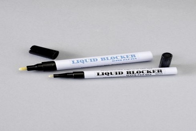 Liquid Blocker Pens