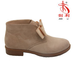 WOMEN SHOE WITH BOWKNOT FOR FASHOION LADY (AB600)