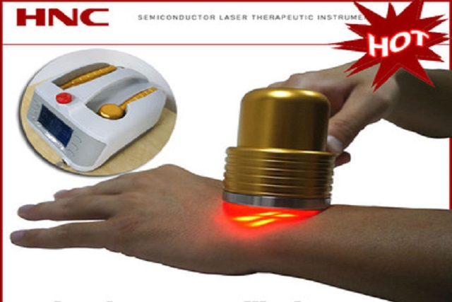 spine physiotherapy device cold laser treatment equipment
